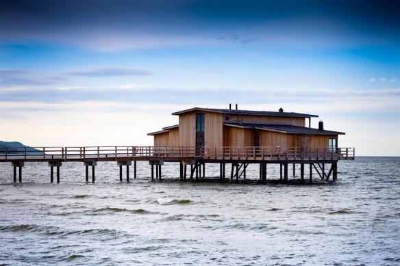 Kallbadhuset i Båstad