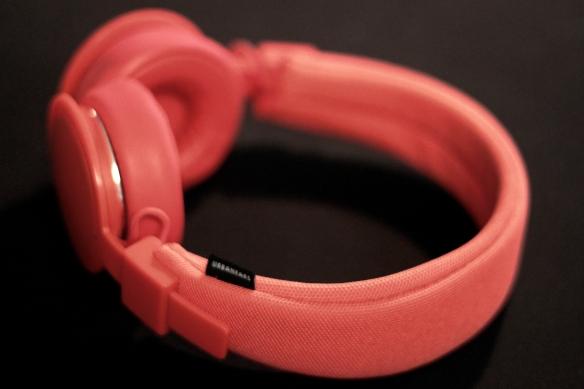 Urbanears headphones - Plattan